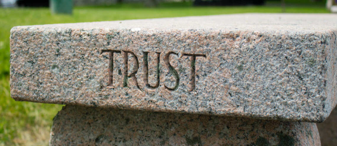 To show the importance of trust between health insurers and clients